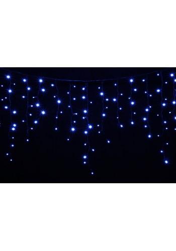 гирлянда внеш DELUX ICICLE 120LED 2x0.9m син/черн IP44 EN - (90009071) (90009071) Гирлянды - интернет - магазин Моя Лампа ™