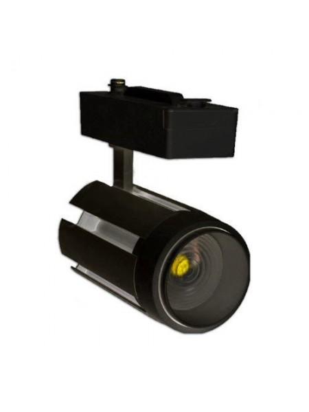 Світильник трековй LONDON COB LED 35W 4200K (чорний) 2625lm  100-240V (018-011-0035_2) Трекові системи - інтернет - магазині Моя Лампа ™