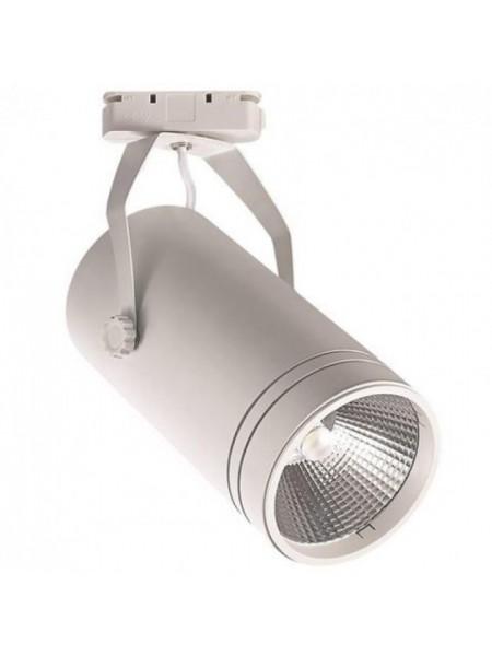 Світильник трековй BERN COB LED 30W 4200K (білий) lm  180-240V (018-017-0030) Трекові системи - інтернет - магазині Моя Лампа ™