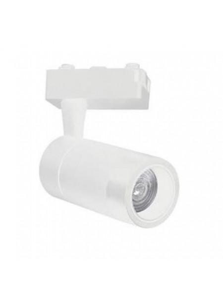 Світильник трековй MONACO-15 COB LED 15W 4200K (білий) lm  180-240V (018-019-0015_2) Трекові системи - інтернет - магазині Моя Лампа ™