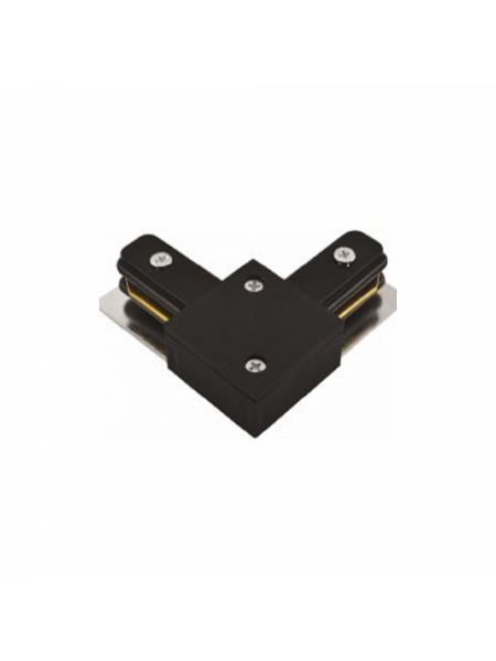 Зєднання для рейки кутове (чорне) 220-240V (L CORNER  CONNECTOR_2) Трекові системи - інтернет - магазині Моя Лампа ™