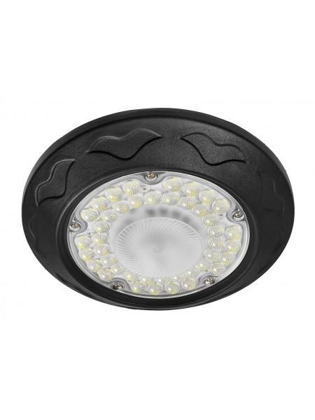 світильник світлодіодний DELUX High Bay 100Вт 6000К 220В IP65 - 90013185 (90013185) Светильники промышленные подвесные LED - интернет - магазин Моя Лампа ™