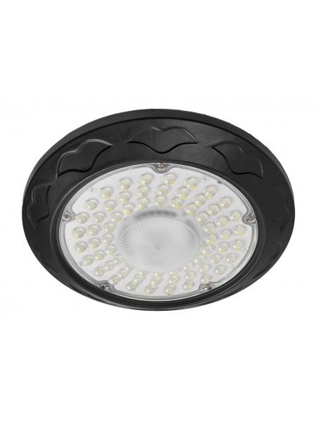 світильник світлодіодний DELUX High Bay 150Вт 6000К 220В IP65 - 90013186 (90013186) Светильники промышленные подвесные LED - интернет - магазин Моя Лампа ™