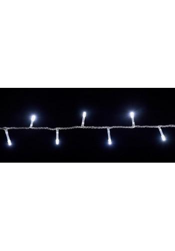 гирлянда внутр DELUX STRING С 100LED 5m белый/прозр IP20 - (90009494) (90009494) Гирлянды - интернет - магазин Моя Лампа ™