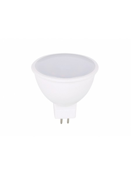 светодиодная лампа DELUX JCDR 5Вт 6000K 220В GU5.3 холодный белый - (90001294) (90001294) Светодиодные лампы - интернет - магазин Моя Лампа ™