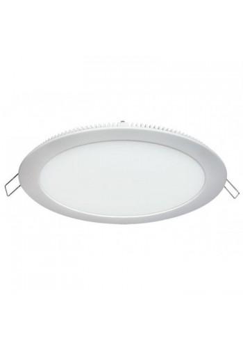 Светодиодная панель Lezard  круглая-12Вт внутренная (170/155) 6400K, 950 люмен - (464RRP-12) (464RRP-12) Светильники для торговых помещений и офисов - интернет - магазин Моя Лампа ™