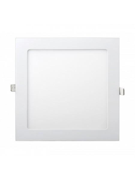 Светодиодная панель Lezard  квадратнаяя-18Вт внутренная (225x225/205x205) 4200K, 1440 люмен - (442RKP-18) (442RKP-18) Светильники для торговых помещений и офисов - интернет - магазин Моя Лампа ™