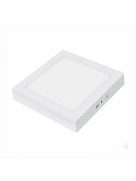 Светодиодная панель Lezard  квадратнаяя-6Вт накладная (120x120) 6400K, 470 люмен - (464SKP-06) (464SKP-06) Светильники для торговых помещений и офисов - интернет - магазин Моя Лампа ™