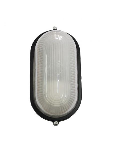светильник настенный MAGNUM MIF 020 100W E27 черный IP 54 - (10042333) (10042333) Светильники для ЖКХ и промышленные - интернет - магазин Моя Лампа ™