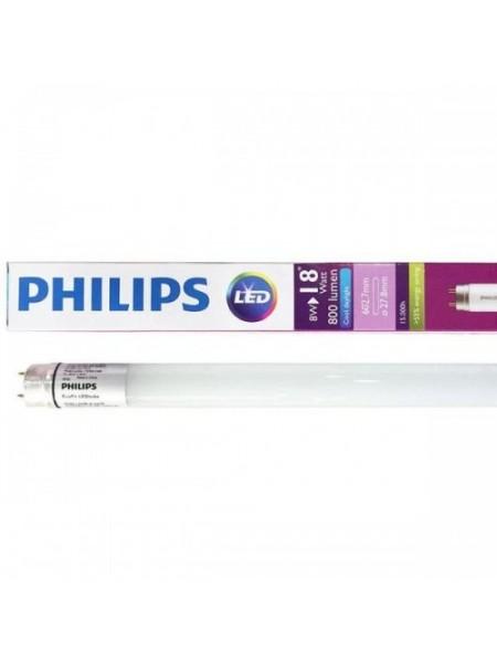 Philips LEDtube 600mm 8W (800 Lm) 765 T8 AP IG (скло) - (8718696646052) (8718696646052) Товари зняті з виробництва - інтернет - магазині Моя Лампа ™