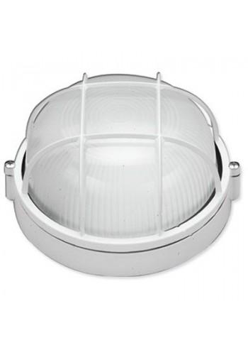 світильник настінний MAGNUM MIF 012 60W E27 білий IP 54 - (10042322) (10042322) Світильники для ЖКГ і промислові - інтернет - магазині Моя Лампа ™