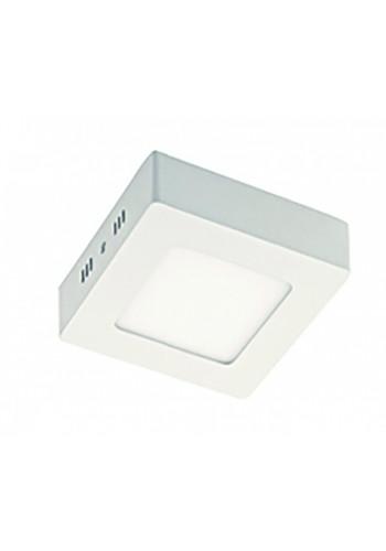 Светодиодная панель DELUX внешняя CFQ LED 40 4100К 12 Вт 220В квадрат (175/175) 900 Лм - (90001554) (90001554) Светильники для торговых помещений и офисов - интернет - магазин Моя Лампа ™