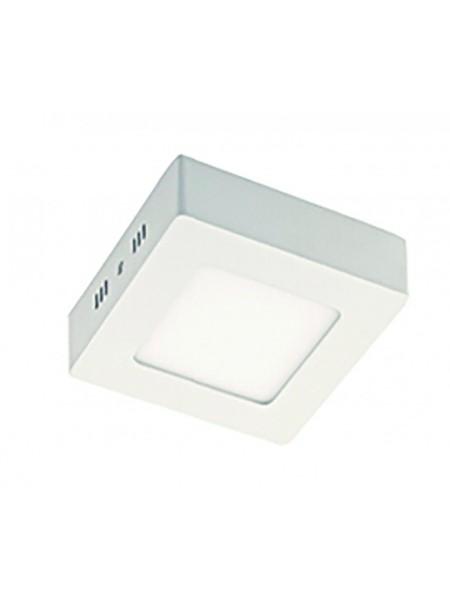 Светодиодная панель DELUX внешняя CFQ LED 40 4100К 18 Вт 220В квадрат (225/225) 1350 Лм - (90001556) (90001556) Светильники для торговых помещений и офисов - интернет - магазин Моя Лампа ™
