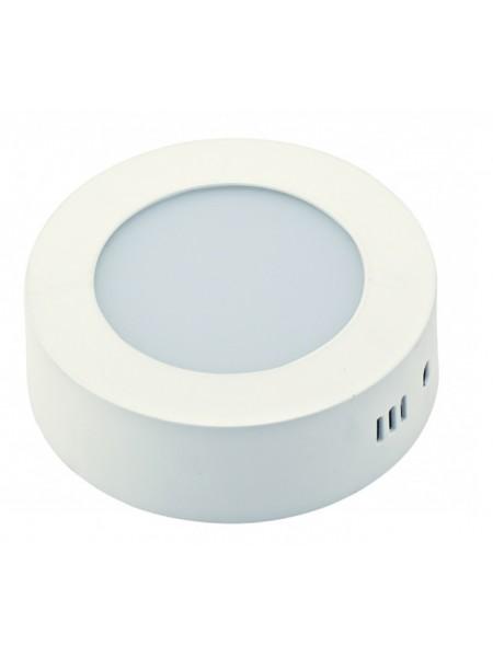 Світлодіодна панель DELUX зовнішня CFQ LED 40 4100К 18 Вт 220В коло (225/225) 1350 Лм - (90001555) (90001555) Світильники для торгових приміщень і офісів - інтернет - магазині Моя Лампа ™