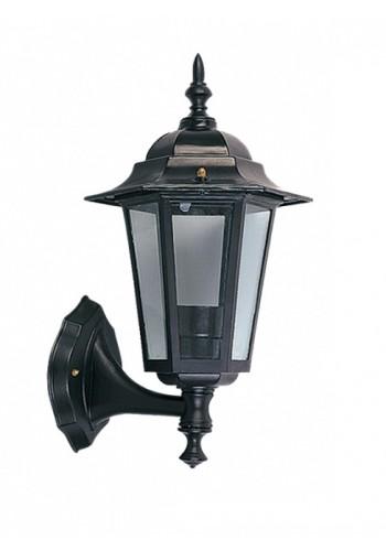 светильник садово-парковый PALACE A01 60 Вт Е27 чорный - (10008439) (10008439) Товары снятые с производства - интернет - магазин Моя Лампа ™