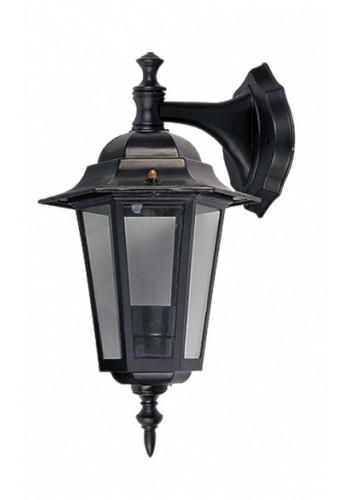 светильник садово-парковый PALACE A02 60 Вт Е27 чорный - (10008440) (10008440) Товары снятые с производства - интернет - магазин Моя Лампа ™