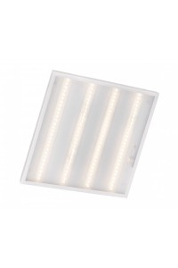 светильник светодиодный офисный DELUX CFQ LED 45 36Вт 4000K 2500 Лм (595*595) призм - (90010226) (90010226) Светильники для торговых помещений и офисов - интернет - магазин Моя Лампа ™