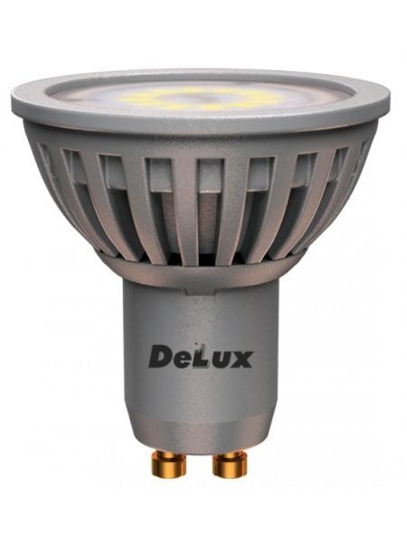 светодиодная лампа DELUX GU10A 5Вт 4100K 220В GU10 белый - (90011747) (90011747) Светодиодные лампы - интернет - магазин Моя Лампа ™