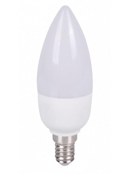 светодиодная лампа DELUX BL37B 7Вт 2700K 220В E14 теплый белый_ - (90011754) (90011754) Светодиодные лампы - интернет - магазин Моя Лампа ™
