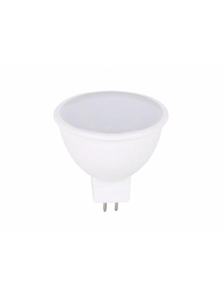 светодиодная лампа DELUX JCDR 7Вт 4100K 220В GU5.3 белый - (90011746) (90011746) Светодиодные лампы - интернет - магазин Моя Лампа ™