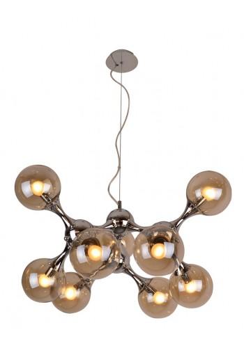 люстра COLORS MD 6070-9 OUY  9x40W E14 (90008595) Светильники декоративные - интернет - магазин Моя Лампа ™