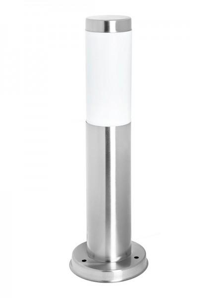 светильник садово-парковый DELUX POLE 0450 E27 нерж.сталь IP 44 - (90011344) (90011344) Садово-парковые светильники - интернет - магазин Моя Лампа ™