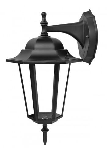 светильник садово-парковый DELUX PALACE A002 60W E27 черн. IP 44 - (90011334) (90011334) Садово-парковые светильники - интернет - магазин Моя Лампа ™