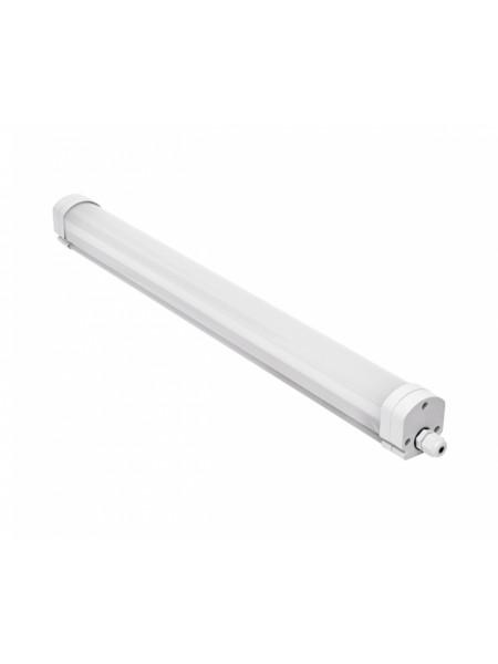 светильник светодиодный промышленный  DELUX PC 7 16Вт LED 6500К IP65 (600 мм) - (90008219) (90008219) Светильники для ЖКХ и промышленные - интернет - магазин Моя Лампа ™