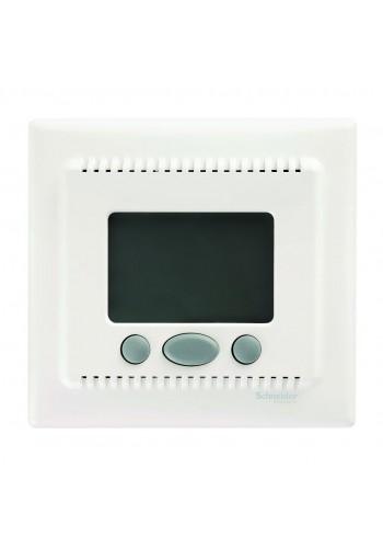 Комнатный термостат 16 A - 230 V AC, с функцией комфорта Sedna SDN6000223 слоновая кость (SDN6000223) Розетки и выключатели - интернет - магазин Моя Лампа ™