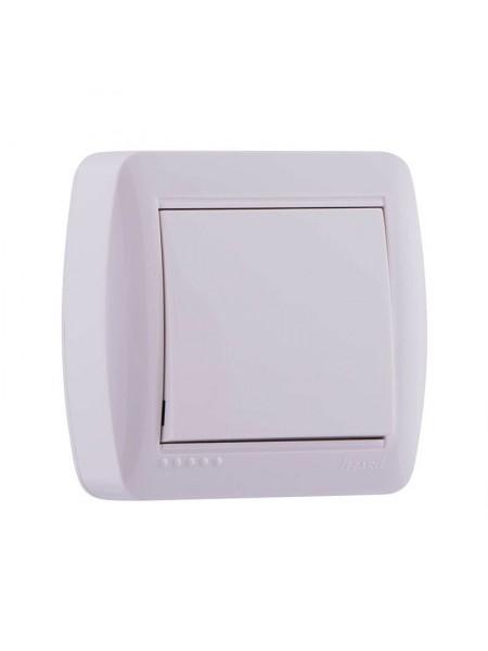 Выключатель наружный белый Lezard Demet 711-0200-100 (711-0200-100) Розетки и выключатели - интернет - магазин Моя Лампа ™