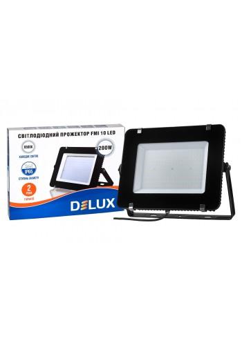 світлодіодний прожектор DELUX FMI 10 LED 200Вт 6500K IP65 - (90008741) (90008741) LED Прожектори - інтернет - магазині Моя Лампа ™