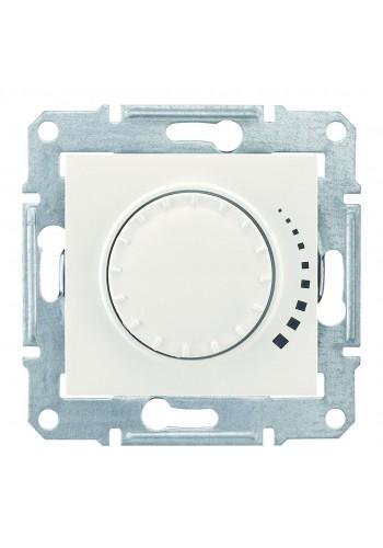 Светорегулятор поворотно-нажимной емкостной, 230 В, 25-325 Вт/ВА, проходной  Sedna SDN2200723 слоновая кость (SDN2200723) Розетки и выключатели - интернет - магазин Моя Лампа ™