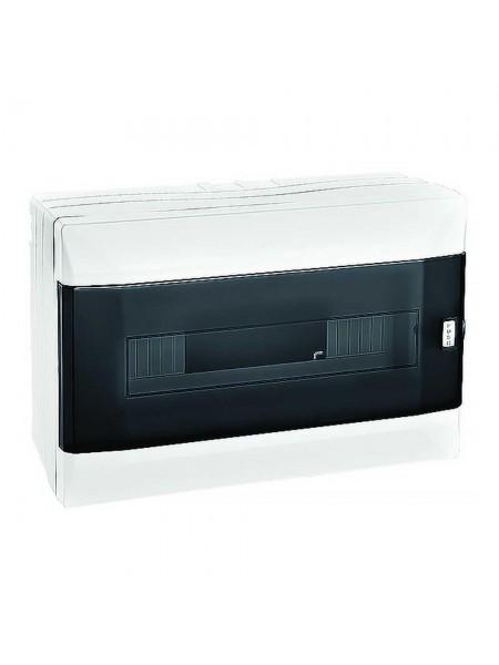 Бокс пластиковий VIOLUX на 12 модулів зовнішній (900072) Бокси пластикові під автомати - інтернет - магазині Моя Лампа ™