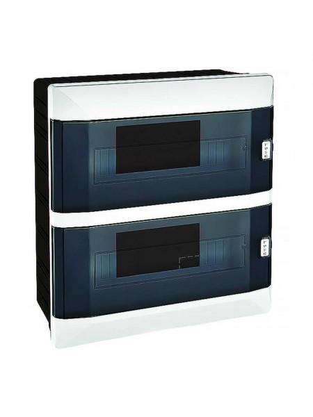 Бокс пластиковий VIOLUX на 16 модулів внутрішній (900082) Бокси пластикові під автомати - інтернет - магазині Моя Лампа ™