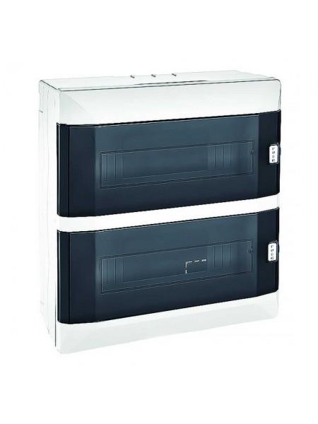 Бокс пластиковий VIOLUX на 16 модулів зовнішній (900092) Бокси пластикові під автомати - інтернет - магазині Моя Лампа ™