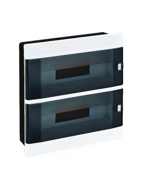Бокс пластиковий VIOLUX на 24 модулі внутрішній (900102) Бокси пластикові під автомати - інтернет - магазині Моя Лампа ™