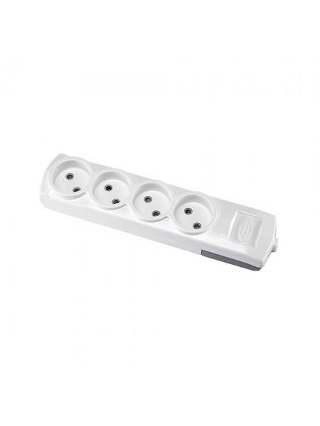 Колодка Violux 4-на без заземлення (910160) Подовжувачі - інтернет - магазині Моя Лампа ™
