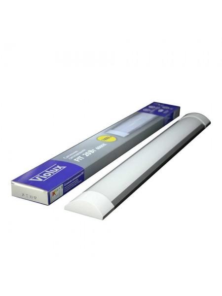Светильник LED Violux FIT 20W 6000K IP20 (300002) Светильники для ЖКХ и промышленные - интернет - магазин Моя Лампа ™