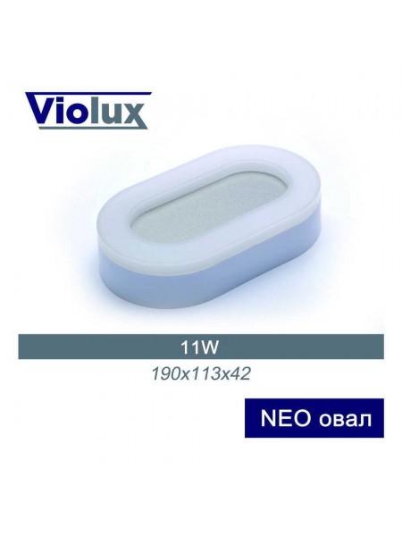 Світильник LED Violux НББ NEO овал 11W 4000K IP65 (242221) Світильники для ЖКГ і промислові - інтернет - магазині Моя Лампа ™