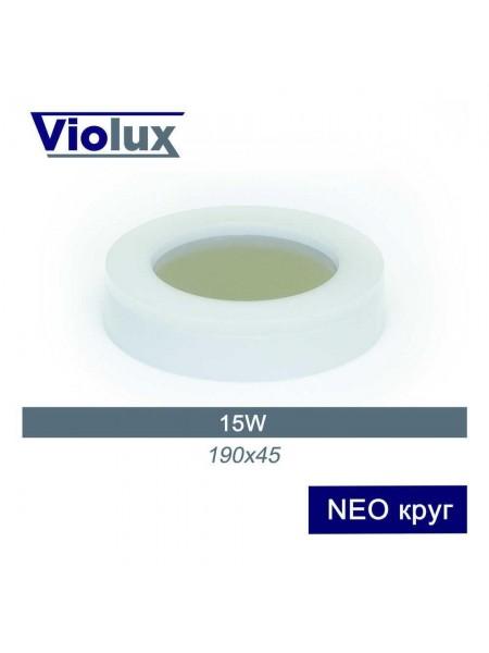 Світильник LED Violux НББ NEO круг 15W 4000K IP65 (242201) Світильники для ЖКГ і промислові - інтернет - магазині Моя Лампа ™