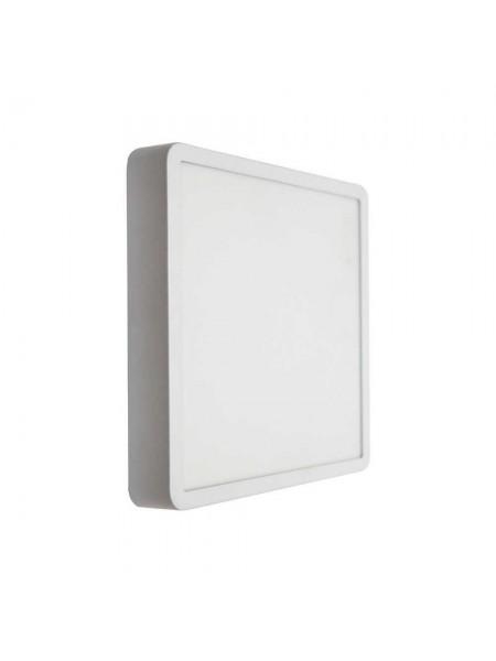 Світильник LED Violux НББ RODOS квадрат 18W 5000K IP20 (330121) Світильники для ЖКГ і промислові - інтернет - магазині Моя Лампа ™