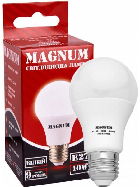 светодиодная лампа MAGNUM BL 60 10Вт 4100K 220В E27 - (90011744) (90011744) Светодиодные лампы - интернет - магазин Моя Лампа ™