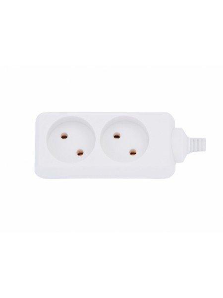 подовжувач DELUX W/T G2J колодка - (10079673) (10079673) Подовжувачі - інтернет - магазині Моя Лампа ™
