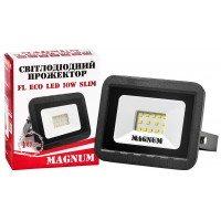 светодиодный прожектор MAGNUM FL ECO LED 10Вт slim_6500К_IP65 - (90011658)