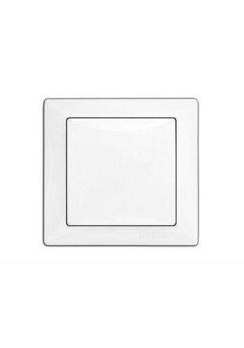 выключатель WEGA 9025 1-клавишный проходной белый - (10040335) (10040335) Товары снятые с производства - интернет - магазин Моя Лампа ™