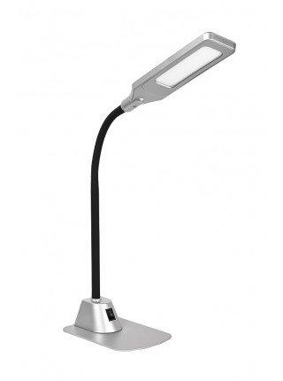 настольный светильник DELUX TF-450 5 Вт 4000K LED серебр. - (90008943) (90008943) Светильники настольные - интернет - магазин Моя Лампа ™