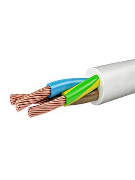 кабель ПВС 3х6 ІНТЕРЕЛЕКТРО (бухти по 100 м). (Т0000004886) Кабельно-провідникова продукція - інтернет - магазині Моя Лампа ™