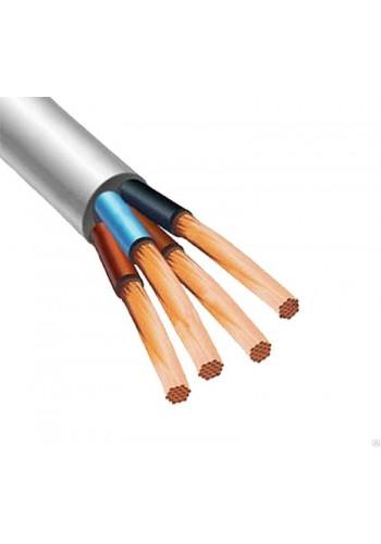 кабель ПВС 4х4 ИнтерЭлектро (бухты по 100 м). (Т0000004718) Кабельно-проводниковая продукция - интернет - магазин Моя Лампа ™
