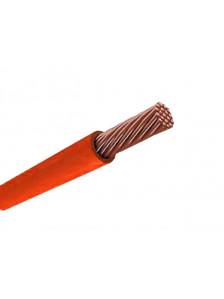 Кабель ПВ 3 - 1 красный Украина (10000001199) Кабельно-проводниковая продукция - интернет - магазин Моя Лампа ™