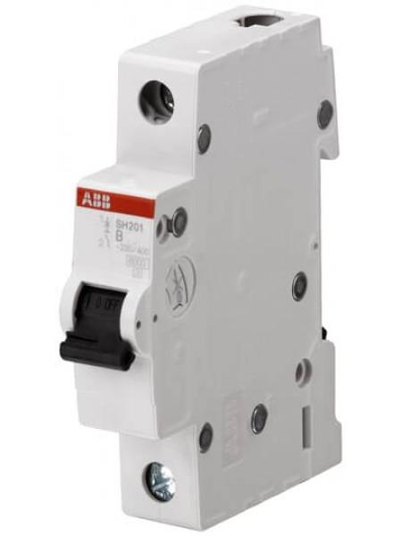 Автоматичний вимикач ABB 201-B20 SH (2CDS211001R0205)